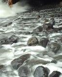 Agua que causa un crash Fotografía de archivo libre de regalías