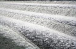 Agua que hace espuma Fotografía de archivo