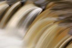 Agua que rabia Fotos de archivo libres de regalías