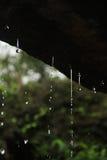 Agua que se arrastra Foto de archivo libre de regalías