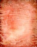 Agua roja Imagen de archivo libre de regalías