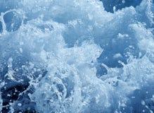 Agua salvaje Fotos de archivo libres de regalías