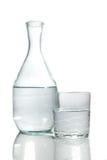 Agua simple Imagen de archivo