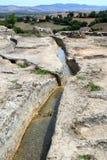 Agua termal Fotografía de archivo libre de regalías