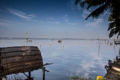 Agua trasera de Kerela Imagenes de archivo