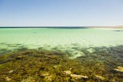Agua tropical fotografía de archivo