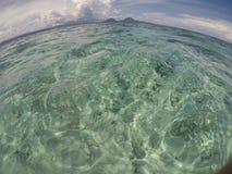 Agua tropical Imagen de archivo