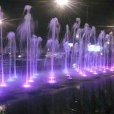 Agua y luz Fotos de archivo