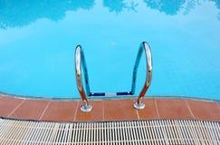 Agua y paraguas Foto de archivo