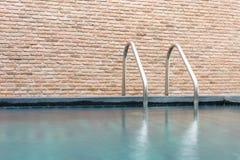 Agua y paraguas Imagen de archivo libre de regalías