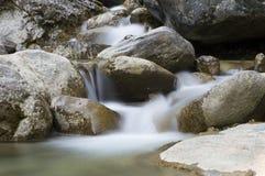 Agua y piedras Fotografía de archivo libre de regalías