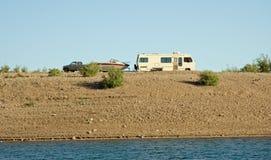 Aguamiel del lago Foto de archivo libre de regalías