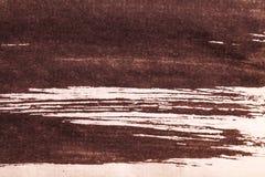 Aguarela abstrata fundo pintado. Imagem de Stock Royalty Free