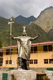 Aguas Calientes Royalty Free Stock Photography