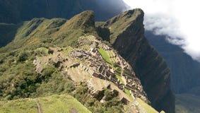 Aguas Calientes, Mach Picchu, Peru Obrazy Stock