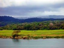 Aguas cubanas Foto de archivo