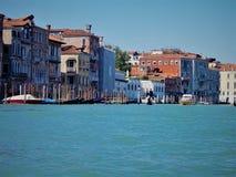 Aguas de Venecia Fotos de archivo libres de regalías