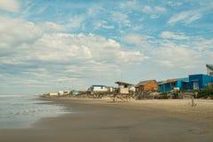 Aguas Dulces beach Stock Image