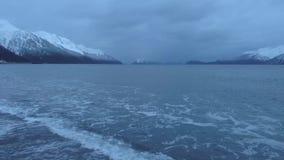 Aguas frías de Alaska metrajes