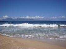 Aguas hawaianas Foto de archivo
