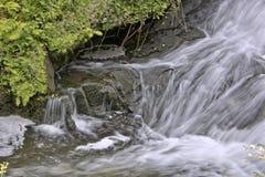 Aguas lechosas Fotografía de archivo