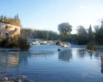 Aguas termales Imagen de archivo