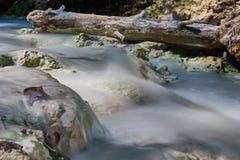 Aguas termales Fotografía de archivo