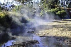 Aguas termales de Innot Foto de archivo