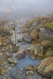 Aguas termales de Japón Fotografía de archivo