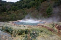 Aguas termales minerales Imagen de archivo libre de regalías