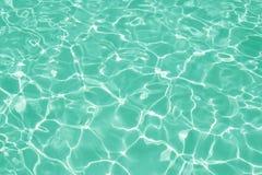 Aguas tropicales Imagen de archivo