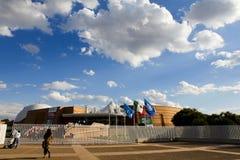 aguascalientes открывают музей Мексики Стоковое Изображение