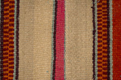 Aguayo andean  loom Royalty Free Stock Photos