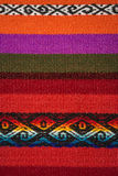 Aguayo andean  loom Royalty Free Stock Photography