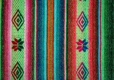 Aguayo andyjski krosienko Fotografia Royalty Free