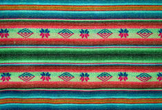 Aguayo andyjski krosienko Obrazy Stock