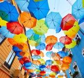 Agueda, Portugalia Fotografia Stock