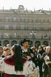 Aguedas. Salamanca Stock Photo