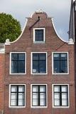 Aguilón de Bell de la casa de Amsterdam fotografía de archivo