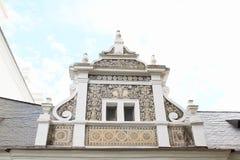 Aguilón del renacimiento del palacio Fotos de archivo