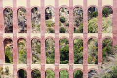 Aguila akwedukt Zdjęcia Stock