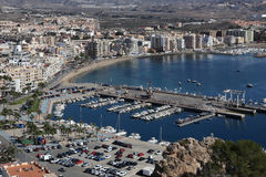 Aguilas - Costa Calida - Spain Stock Photos