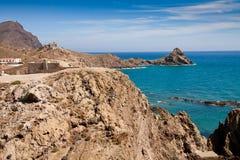 aguilas wybrzeże Obrazy Royalty Free