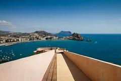 aguilas wybrzeże Zdjęcia Royalty Free