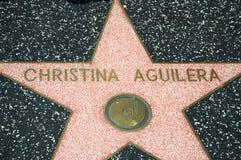 aguilera Christina Obraz Stock