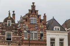 Aguilones en cerámica de Delft Foto de archivo