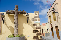 Aguimes, Gran Canaria, Hiszpania Obrazy Royalty Free
