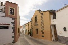 Aguimes miasteczko Obrazy Stock