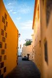 Aguimes miasteczko na wyspie kanaryjska Obraz Royalty Free