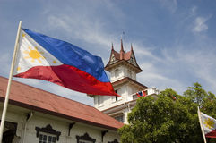Aguinaldo Shrine Stock Photo